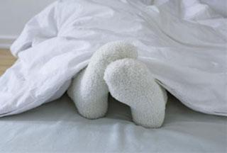 پزشكي: علل و درمان سردی دست و پا