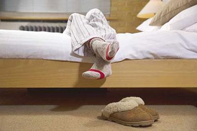 پزشكي: سندرم پاهای بیقرار
