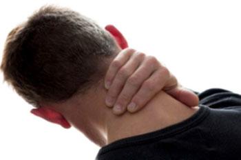 گرفتگی گردن, درمان  گرفتگی گردن, باز شدن رگهای گردن