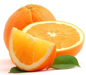 رفع خستگی بدن,پرتقال