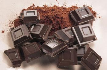 شکلات ,کاکائو سیاه