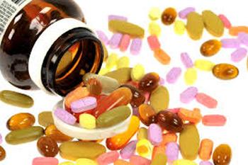 جذب ویتامین, مصرف مولتی ویتامین, رژیمهای سخت