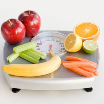 راههای کاهش وزن, برنامه غذایی سالم