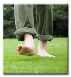 حركاتي براي بهبود درد قوس كف پا(2)