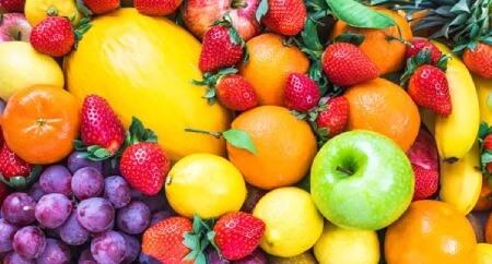 سوزش معده, گوجه سبز, خواص میوه ها