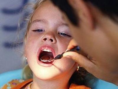 دندانهایی که آرام و برنامه ندارند