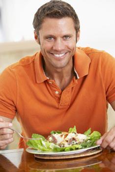 سلامت مردان, غذاهاي سالم