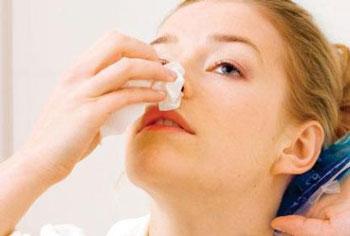 علت خونریزی از بینی در تابستان