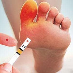 رژیم غذایی دیابت, افزایش قند خون
