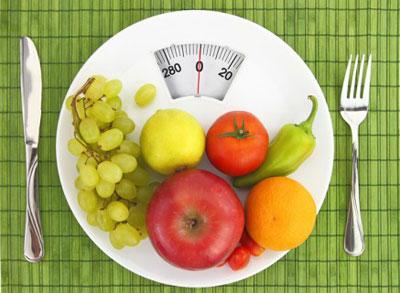 کاهش وزن, رژیم کاهش وزن
