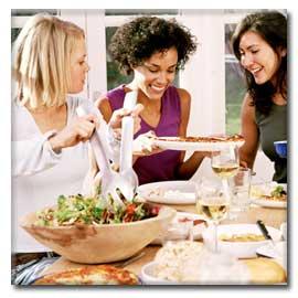 توصیه های تغذیه ای برای زنان 40 ساله