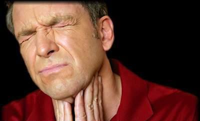 خلط گلو شما را اذیت میکند؟