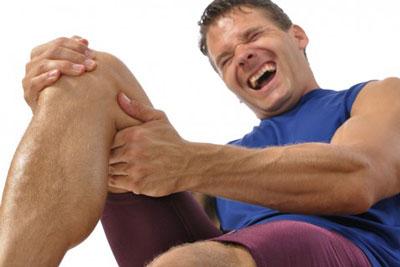 خستگی مفرط, کرامپ های عضلانی