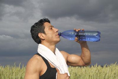 کاهش آب بدن, فواید نوشیدن آب برای بدن