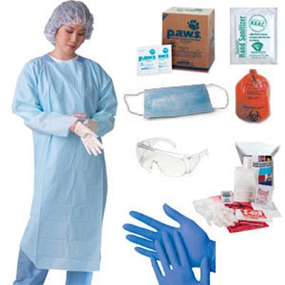 عفونت های بیمارستانی, بستری شدن در بیمارستان