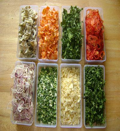 خواص سبزیجات,انواع سبزیجات,سبزیجات معطر