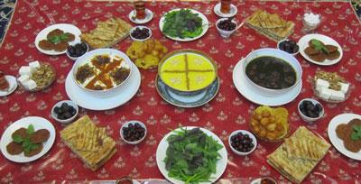 غذای ماه رمضان,تغذیه ماه رمضان,ماه رمضان