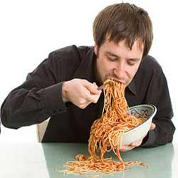 آیا می دانید آهسته غذا خوردن هم مضر است؟