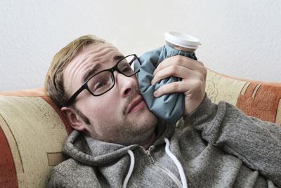 سریع ترین راه ها برای تسکین دندان درد