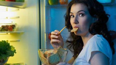 بخور و نخورهای قبل از خواب شبانه