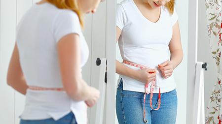 بیماریهای قلبی عروقی, اندازهگیری دور شکم