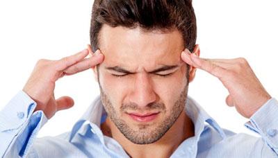 سردرد قاعدگی| گشادشدن رگهای خونی