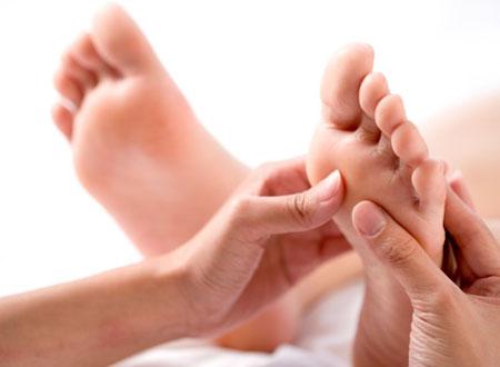 ماساژ درمانی, آرام سازی اعصاب