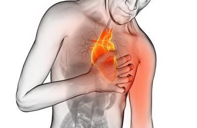 احساس درد در قفسه سینه| بیماریهای قلبی