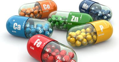 ویتامینهای مورد نیاز بدن, مكملهاي ويتاميني