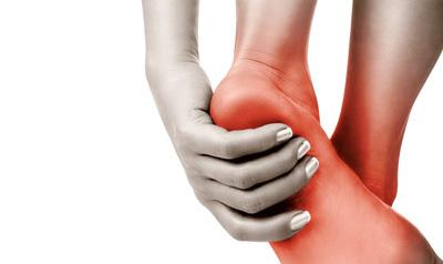 علت گزگز و درد در كف پا چيست