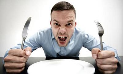 غذاهای دیر هضم, وعده های غذایی