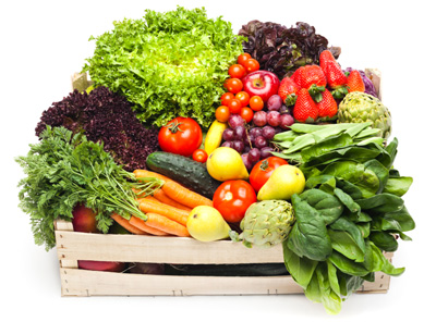 رژیم غذایی ضدانواع سرطان, رژیم درمانی