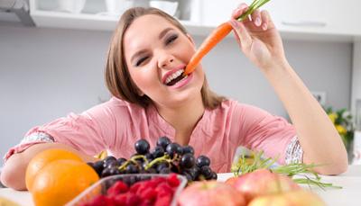 روش صحیح میوه خوردن, میوه خوردن بعد از غذا