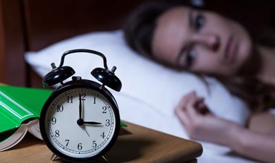 دلایل بدخوابی, بیخوابی