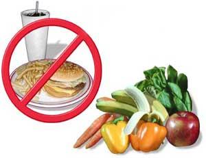 اشتباهات رایج در رژیم غذایی!