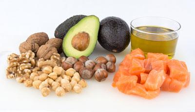 انتخاب چربی های سالم , مواد مغذی