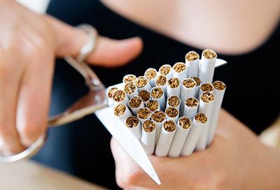 راهکارهای ترک سیگار,نحوه ترک سیگار