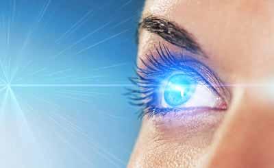 بیماری چشمی گلوکوم , نابینایی