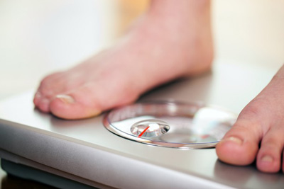 علت كم كردن وزن