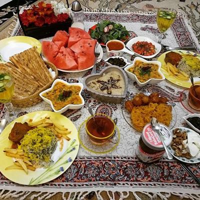 چاقی در ماه رمضان , وعده افطار و سحری