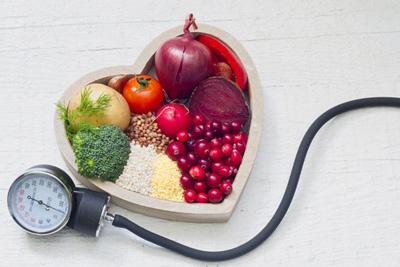 رژیم غذایی دش , رژیم غذایی برای کاهش فشار خون