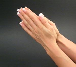 دستهایتان در مورد سلامتیتان چه میگوید؟
