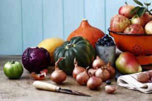 راهنمایی برای مصرف مواد غذایی در پاییز