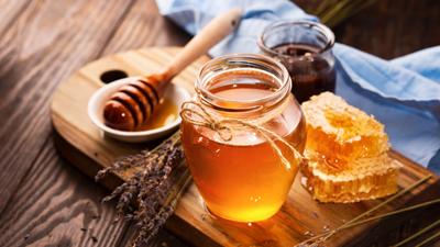 تقويت سيستم ايمني بدن, عسل براي کاهش وزن