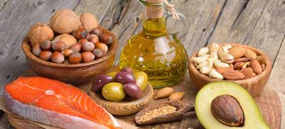 مقدار مناسب از چربی در رژیم غذایی, بیماری قلبی