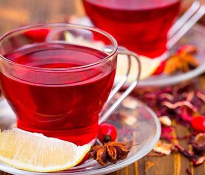 چای گل بامیه،خواص چای گل بامیه