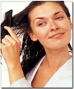 ریزش مو و حنا