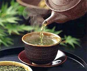فواید نوشیدن چای سبز و گل رز