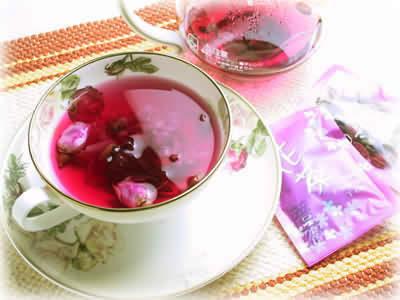 خواص بی نظیر چای گل سرخ