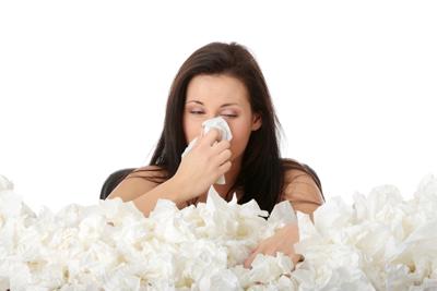 آلرژی فصلی در پاییر,درمان آلرژی فصلی با گیاهان